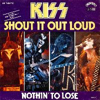 Cover KISS - Shout It Out Loud [Live]